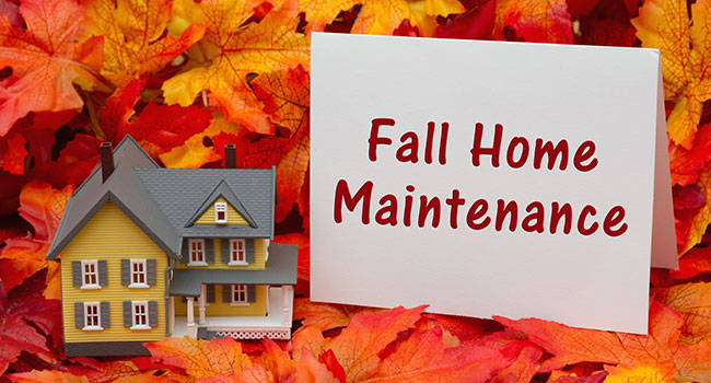 Streamline enterprises inc roofing siding insulation for Fall home preparation