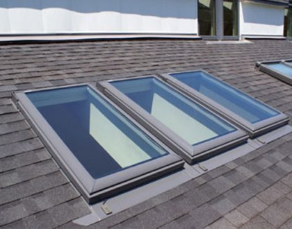 No Leak Skylights