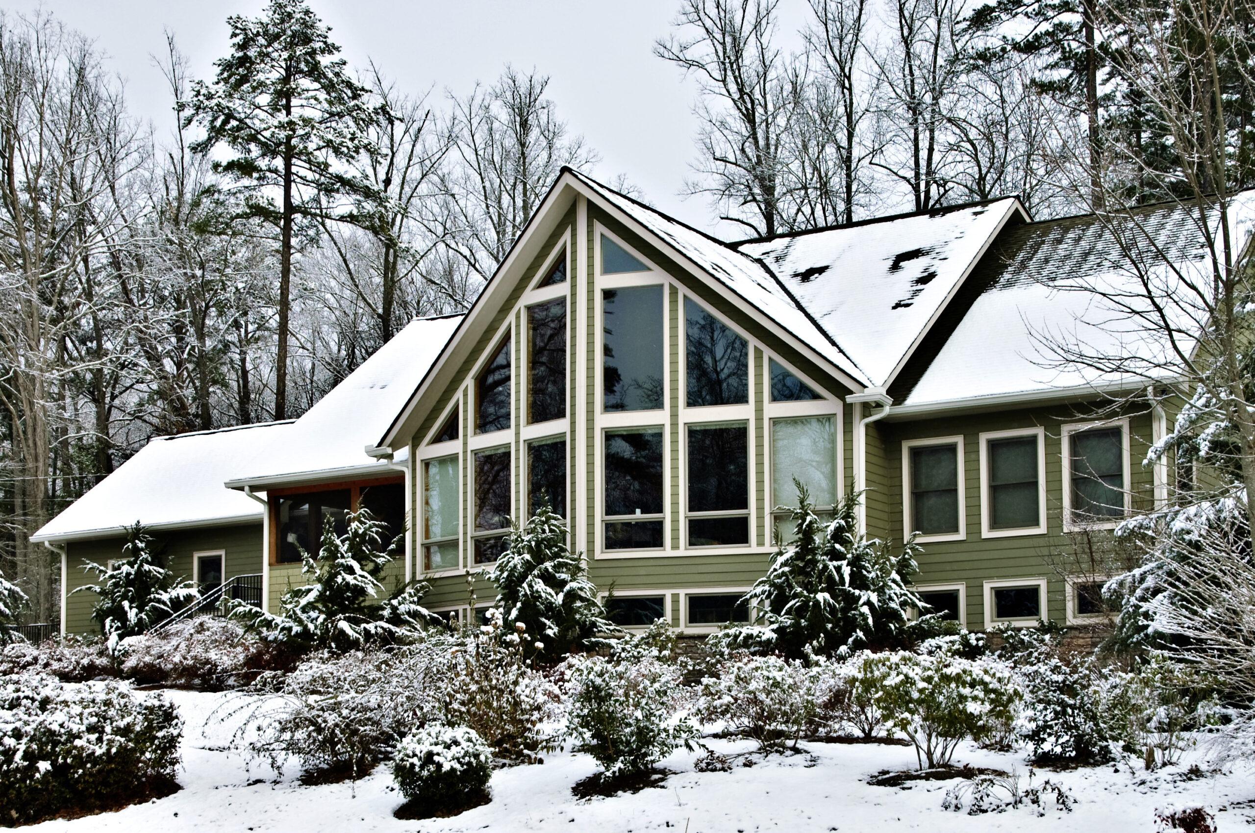 Winter Roof Preparation