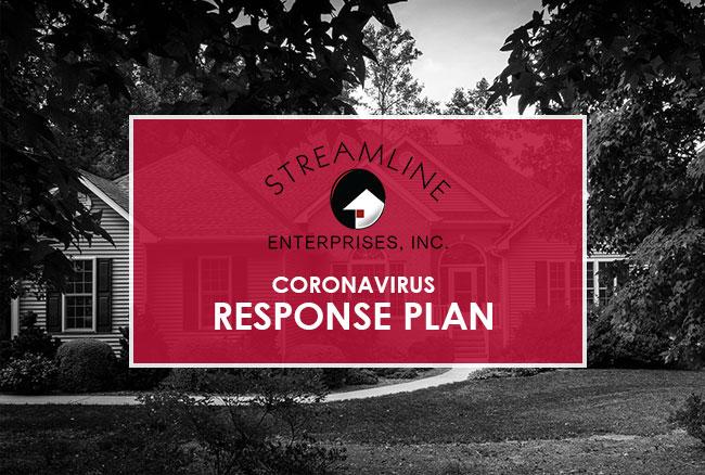 Coronavirus Response Plan
