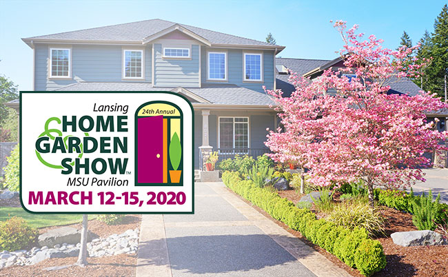 Lansing Home & Garden Show 2020
