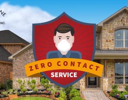 No Contact Home Improvement Service