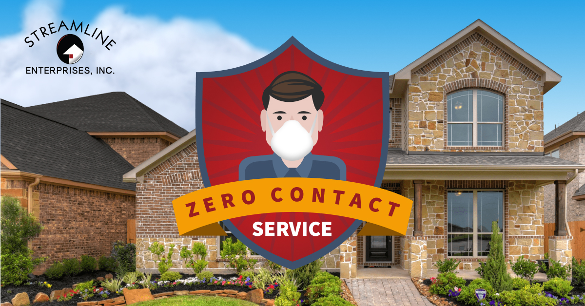 No Contact Home Improvement Service